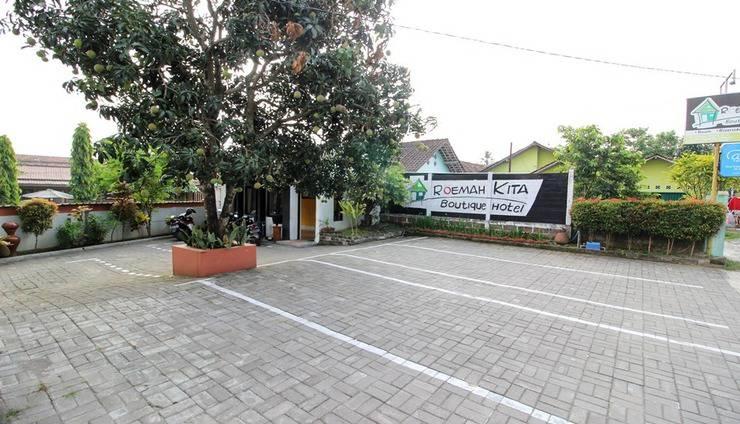 Roemah Kita Boutique Hotel Yogyakarta - Exterior