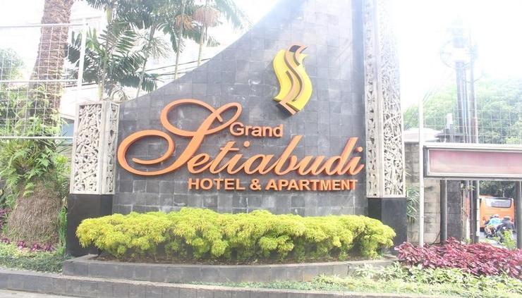 Grand Setiabudi Apartemen Syariah 2 Kamar untuk 4 Orang Bandung - exterior