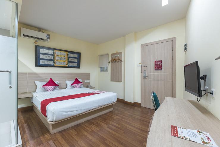 OYO 773 Hotel Rujia Jakarta - Bedroom