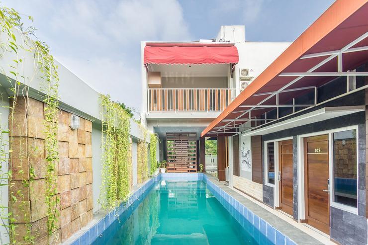 OYO 411 Homestay Tentrem Ayem Yogyakarta - Pool