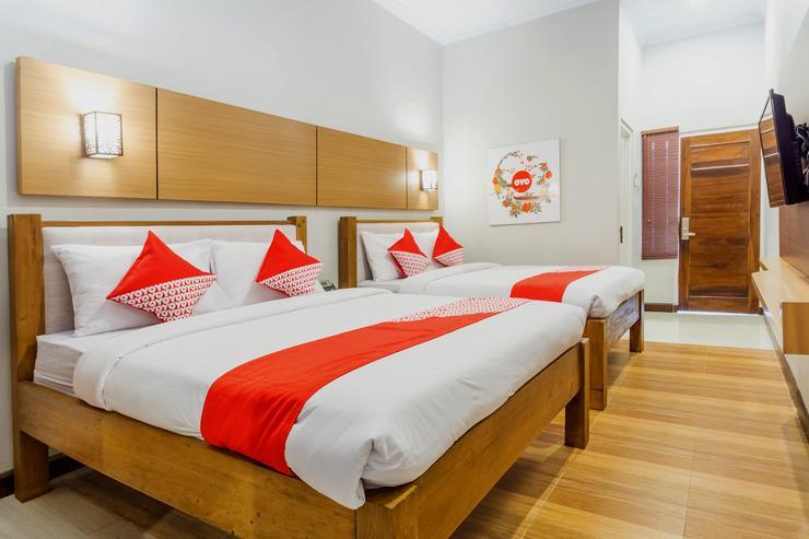 OYO 411 homestay tentrem ayem Yogyakarta - Bedroom