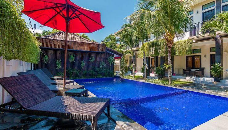 ZenRooms Gang Bendesa Bali - Kolam Renang