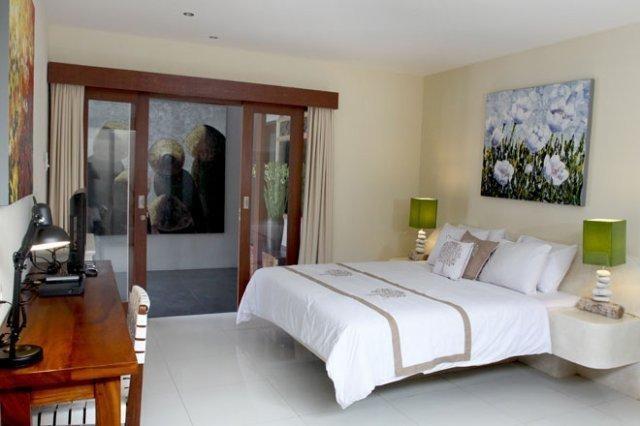 Scallywags Anyar Estate Bali - Kamar