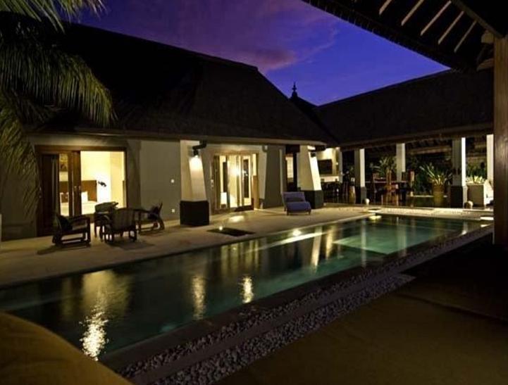 Scallywags Anyar Estate Bali - Kolam Renang