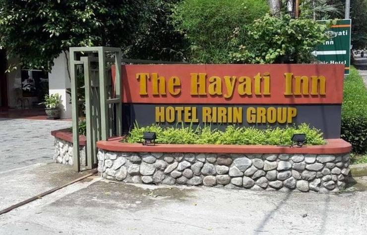 The Hayati Inn Bogor - Eksterior