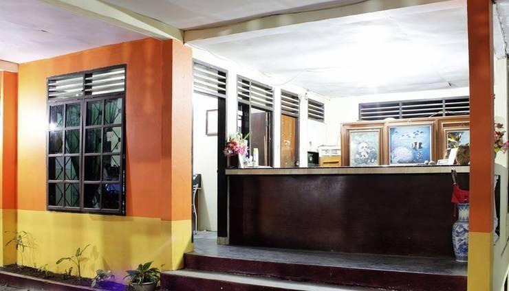 Kolongan Beach Hotel Manado - Resepsionis