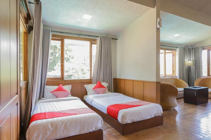 OYO 917 Cansebu Amazing Camp & Resort Syariah Bogor - Bedroom