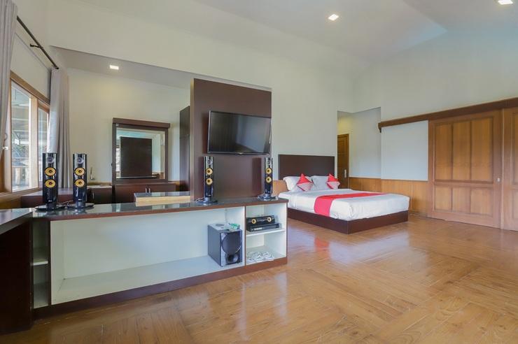 OYO 917 Cansebu Amazing Camp & Resort Syariah Bogor - Bedroom-Su-D
