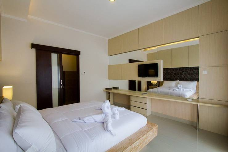 Karana Villa Bali - Kamar tamu