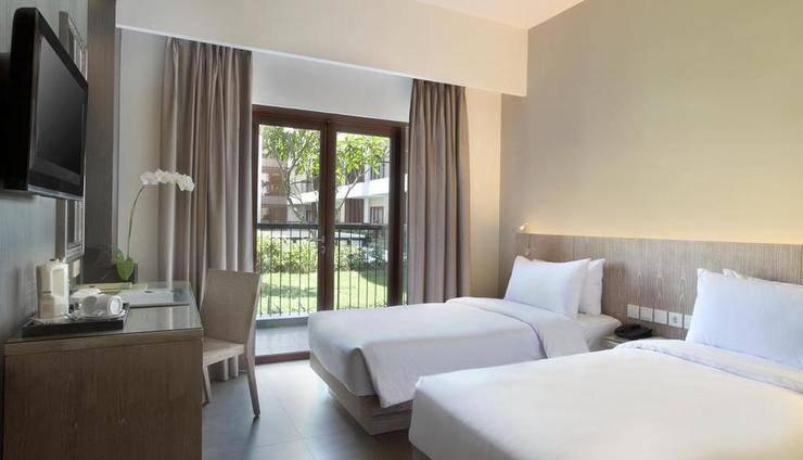 Santika Siligita Bali - Superior Room Twin