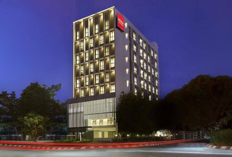 Ha Ka Hotel Semarang - Exterior