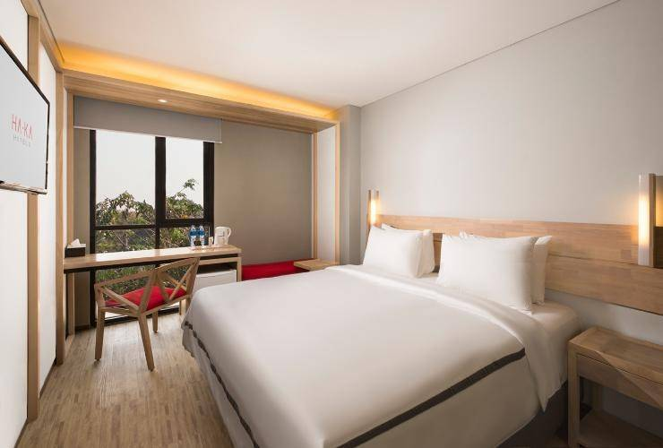 Ha Ka Hotel Semarang - Deluxe Room