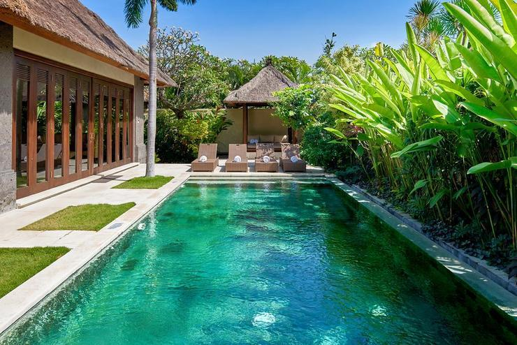 Mahagiri Villas Sanur Bali - Pool
