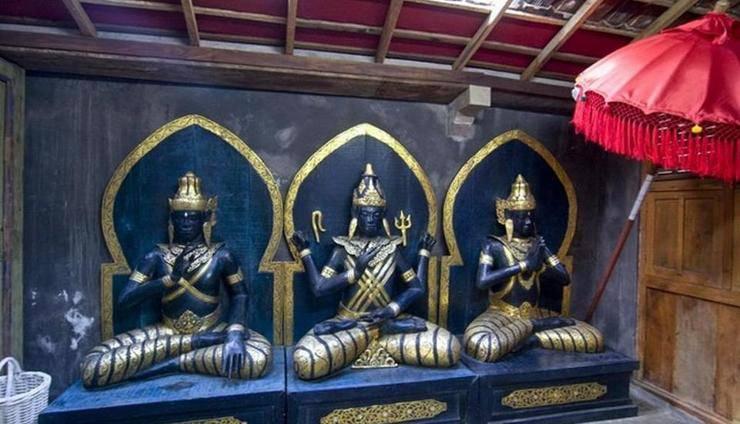 Madu Villa Bali - Interior
