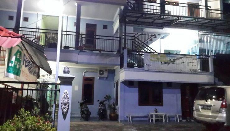 Pondokan Ahlan Syariah Jogja - Exterior