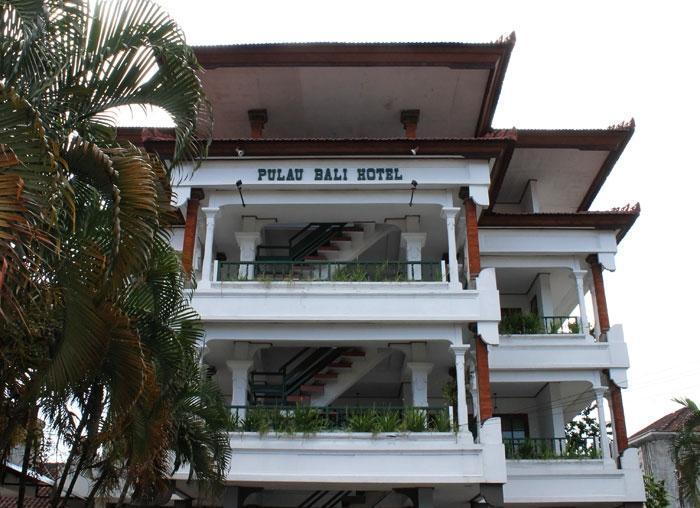 Pulau Bali Hotel Bali - Tampilan Luar Hotel