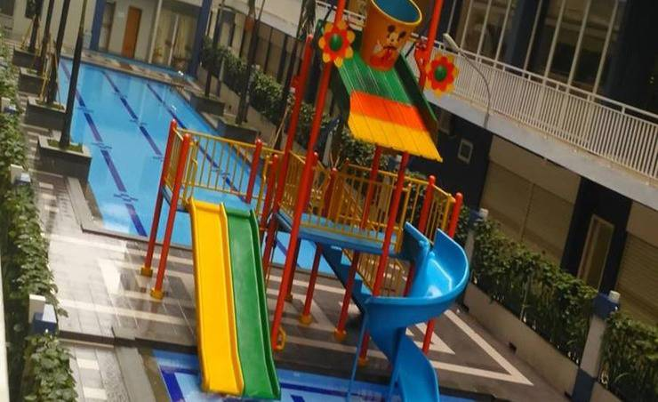 Kenzie Pratama @ Apartment Center Point Bekasi - Taman Bermain Anak