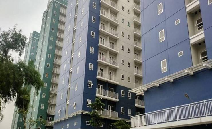 Kenzie Pratama @ Apartment Center Point Bekasi - Eksterior