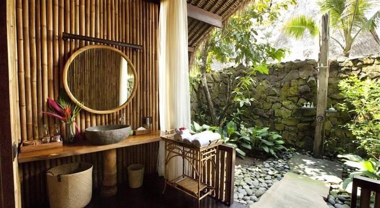 Fivelements Puri Ahimsa Bali - Kamar Mandi