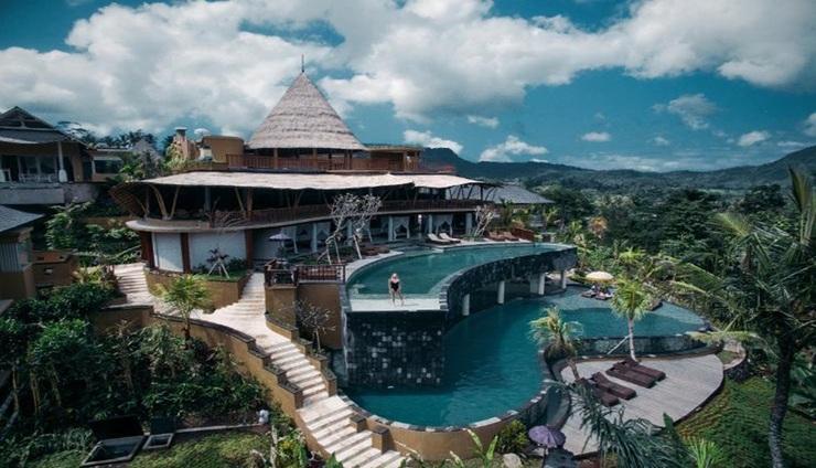 Wapa di Ume Sidemen Bali - exterior