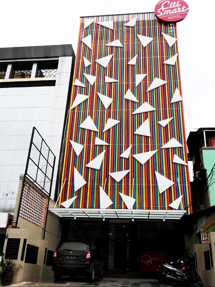 Citismart Bidadari Hotel Pekanbaru - Gedung