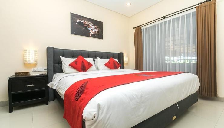 Rantun's Place Nusa Dua - Bedroom