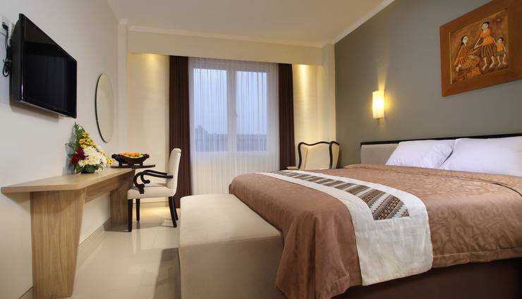 Emersia Malioboro Hotel Jogja - Deluxe Room