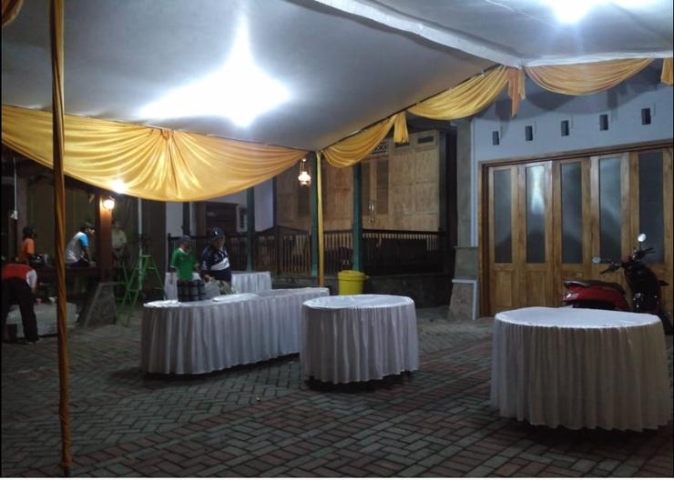 D'Ijen Homestay Banyuwangi - Halaman