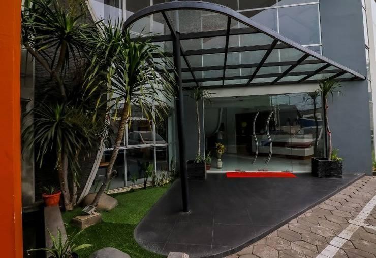 NIDA Rooms Semarang Imam Bonjol - Pemandangan Area
