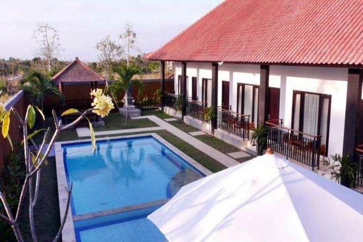 Puri Hasu Bali - Kolam Renang