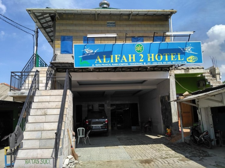 Hotel Alifah 2 Tangerang - Hotel Around