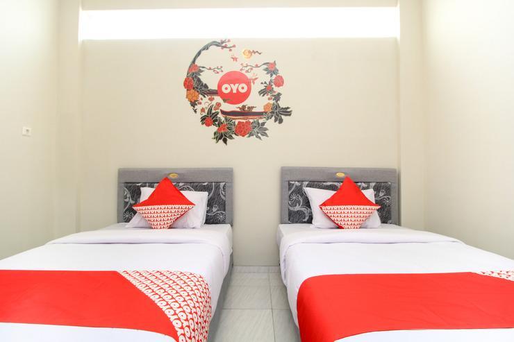 OYO 168 K-15 Residence Surabaya - Bedroom