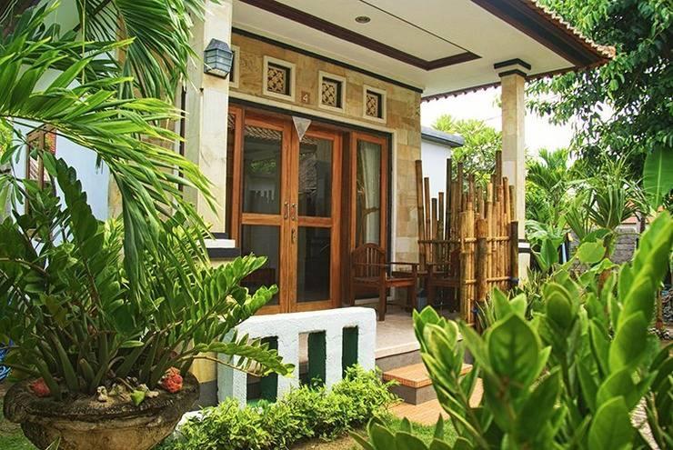 Rama Garden Retreat Bali - Bungalow Taman dengan terrasse pribadi