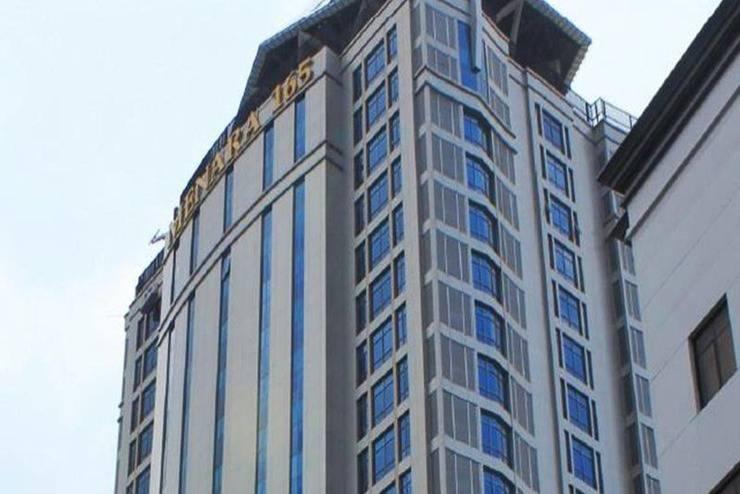 Hotel Zahabi Jakarta - Tampilan Luar Hotel