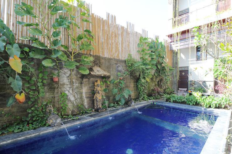 Airy Denpasar Selatan Pulau Galang Gang Griya Dadi 18 Bali - Pool