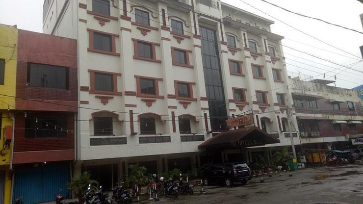 Budi Hotel Palembang Palembang - Exterior