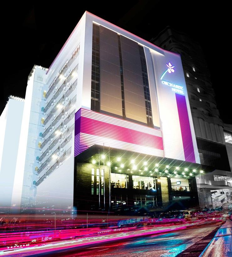 Hotel Orchardz Gajah Mada Pontianak - Tampilan Hotel