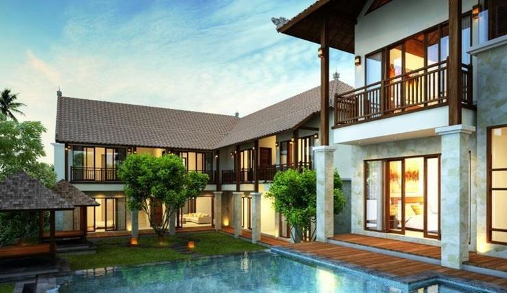D'djabu Villas Canggu Bali - Pool