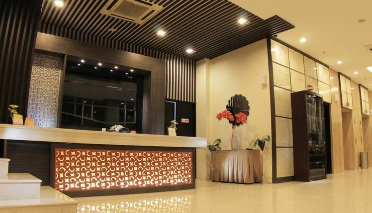 Edelweiss Hotel Jogja - Lobby