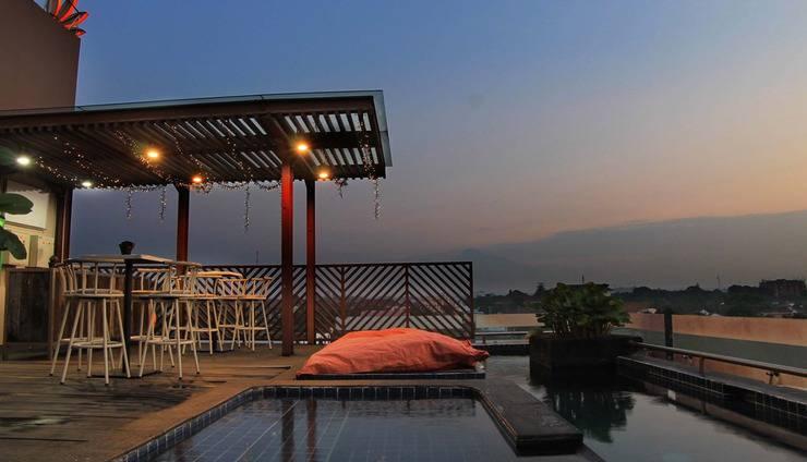 Edelweiss Hotel Jogja - Kolam Renang