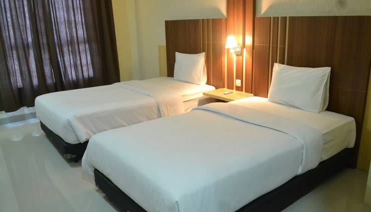 City Hotel Tasikmalaya - STANDARD TWIN