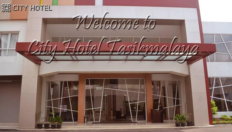 City Hotel Tasikmalaya - APPEARANCE