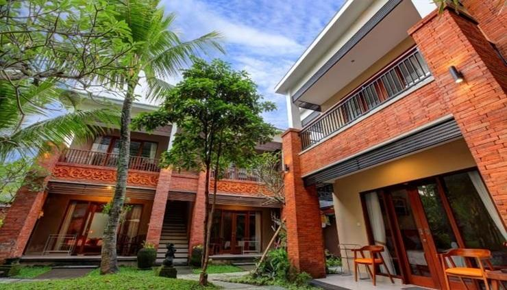 Gana Ubud Hotel & Restaurant Bali - Exterior