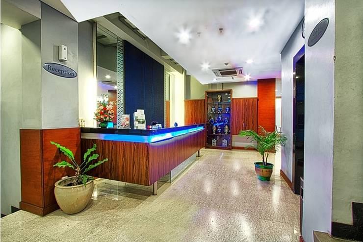 Griyadi Blue Pacific Hotel Jakarta - Lobi