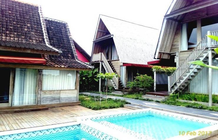 Harga Hotel Shania Villas (Bali)