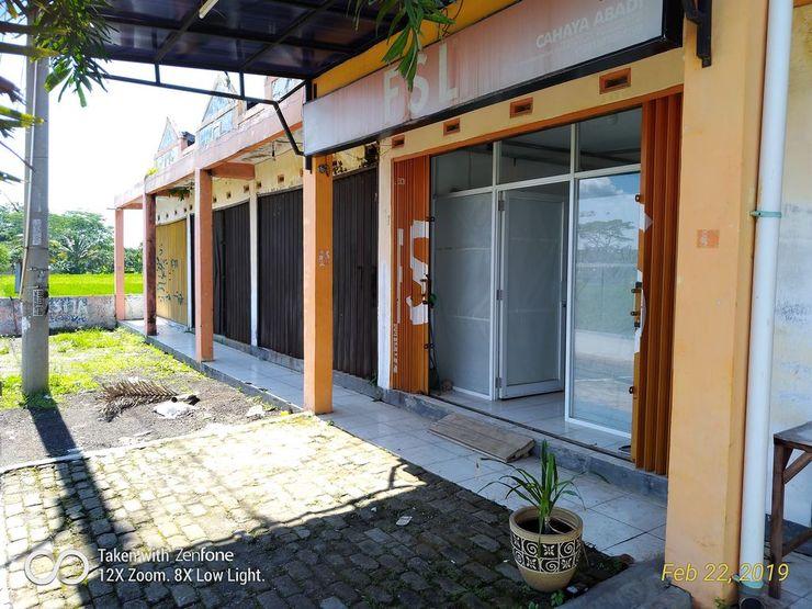 Hostel ELI Backpacker Room Purwakarta - Pintu Masuk