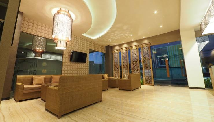 De'Boutique Style Hotel Malang - Lobi