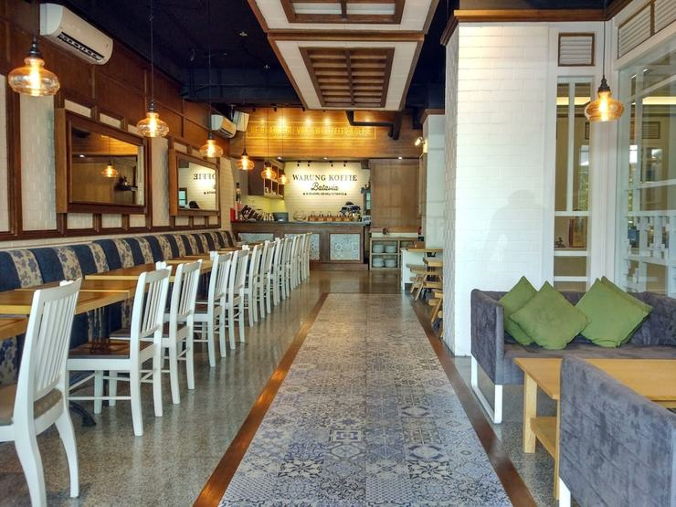 Stark Boutique Hotel and Spa Bali Kuta - Restaurant