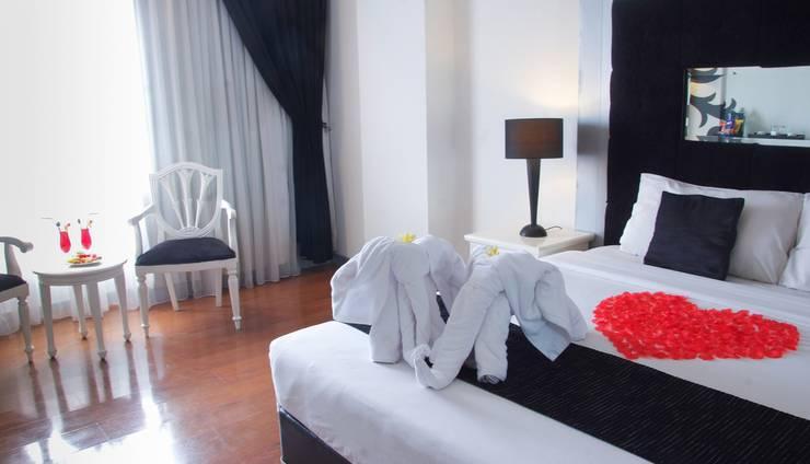 J Boutique Hotel Kuta - Kamar Bulan Madu