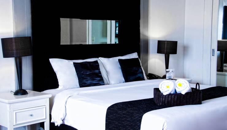 J Boutique Hotel Kuta - Kamar Superior (ranjang besar tipe queen)